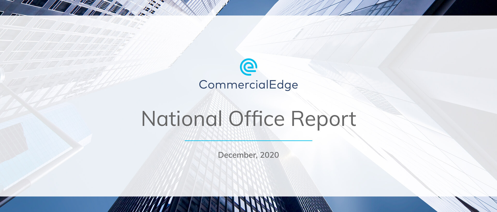 CommercialEdge National Office Report December 2020