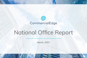 CommercialEdge National Office Report March 2021